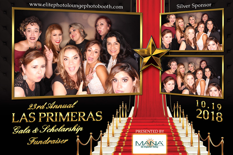 2018.10.19 23rd Annual Las Primeras Gala (Photo Booth Pics)