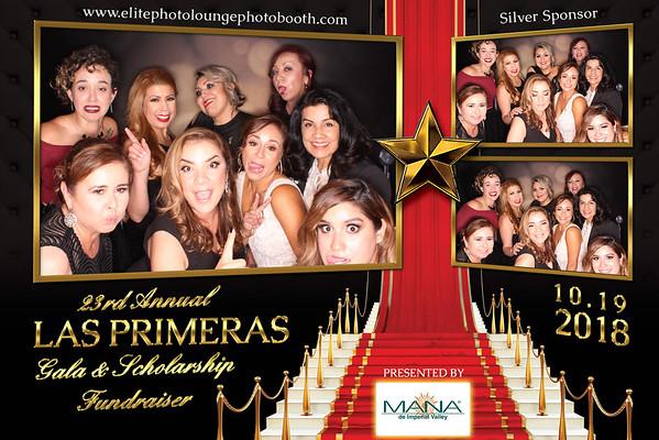 2018.10.19 23rd Annual Las Primeras Gala (Photo Booth Pics)