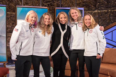 PC 2018 - Katie Couric Interview - 2/8/18