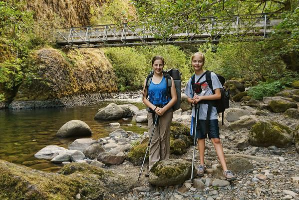 2014-08-14  Eagle Creek Backpacking