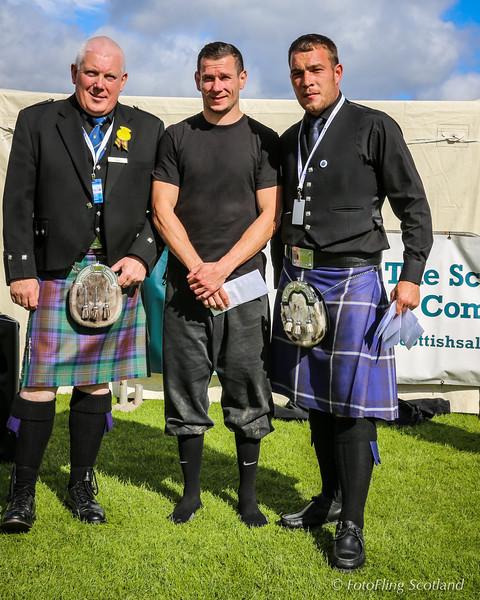 Scottish Backhold Wrestling Prize Winner