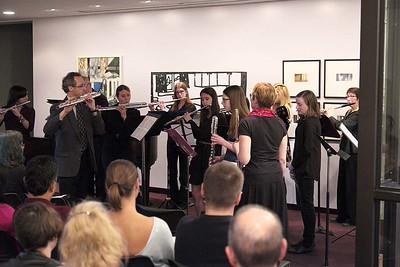 Making music at Mount Allison University : Christmas 2015