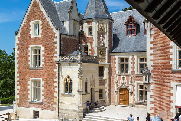 Château du Clos Lucé-Da Vinci