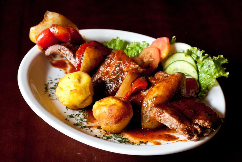 cusco alpaca kebab