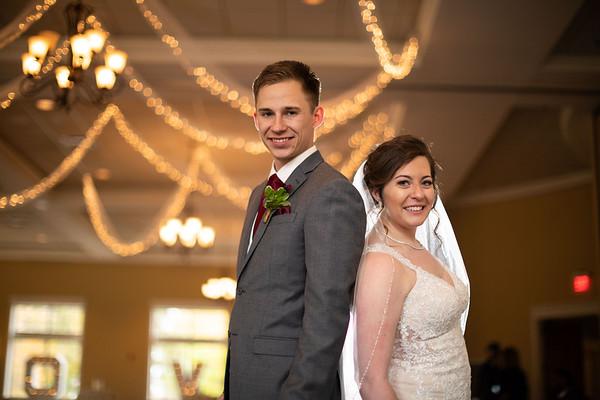 Scott and Samantha Wedding