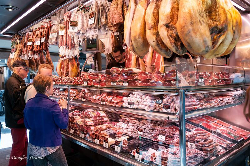 Barcelona: Market