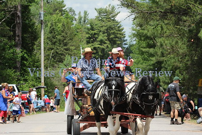 Conover Fourth of July Parade