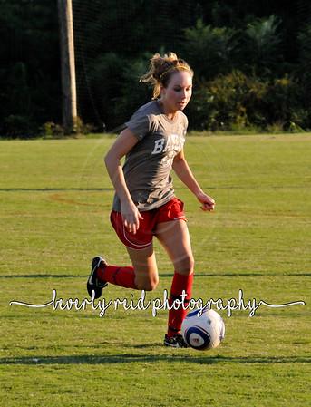 2011 081211 Baylor vrs. Bearden (HS Girls Scrimmage)