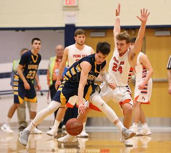 Penn Yan Basketball 2-15-18