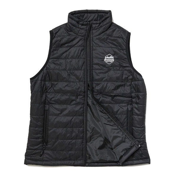 Organ Mountain Outfitters - Outdoor Apparel - Womens Outerwear - Vest - Black.jpg