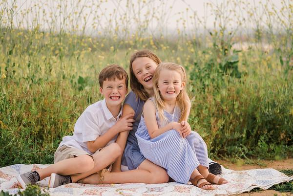 Dunn Kids Spring Mini 2019 | Oceanside, CA - OhMGPhoto.com