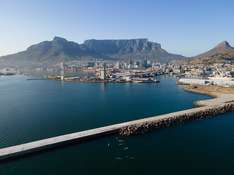 Cape Town kayak, Cape Town, South Africa
