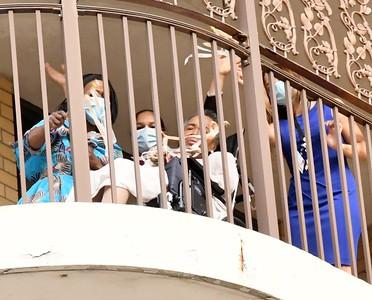 Pandemic Wedding at Nursing Home Complete