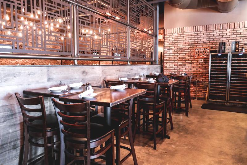 Bellini Restaurant inside