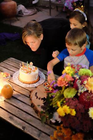 Serah's Birthday