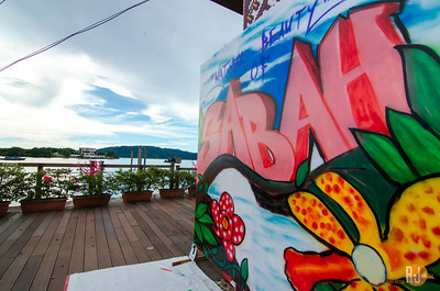 Graffiti Competition Kota Kinabalu 2014