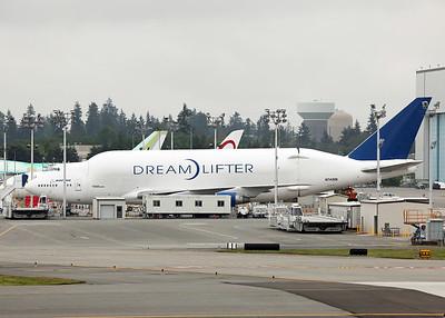 Boeing 747 'Dreamlifter'
