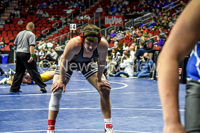 State Wrestling 2021 - Day Two