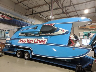 Hydroplane and Raceboat Museum - Kent, WA - 23 Aug. '18