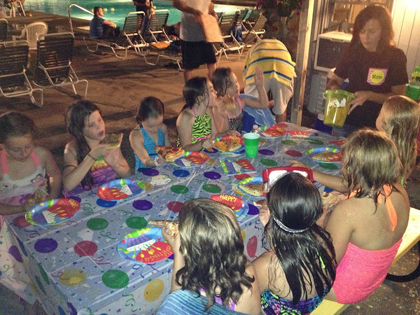 Gracie's B-day Party