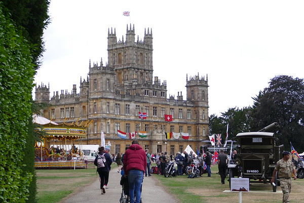 Heroes at Highclere