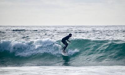 Surfing - Redondo Breakwater