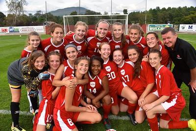 Meet The LTS Varsity Girls Soccer Team photos by Gary Baker
