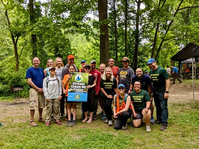 6.2.2019 National Trails Day Cleanup at Orange Grove with Friends of PVSP