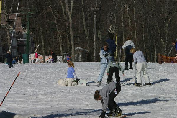 Ski Trip Wintergreen 20030308-09