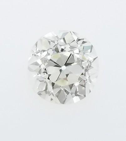 2.04ct Cushiony Old European Cut Diamond - GIA K, VS1
