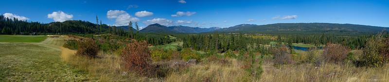 Tumble Creek Golf Club - Roslyn, Washington