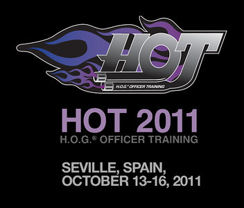 HOT - HOG Officer Training, 13-16 October 2011