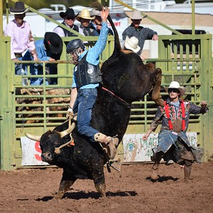 Lost Dutchman Days Rodeo 2-23-2019