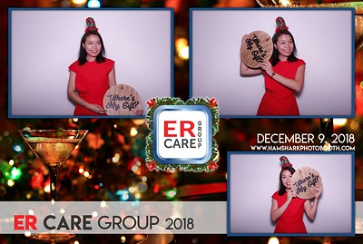 ER Care Group Holiday Party 2018