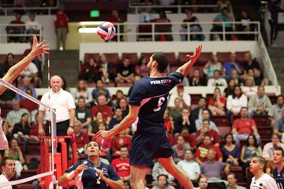 2010-05-06 Men's NCAA Volleyball - NCAA Championship - Semi 1 - Penn State vs. CSUN