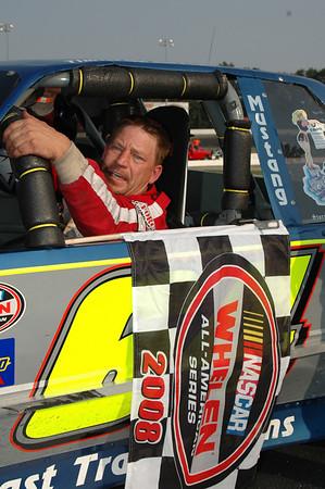 Thompson Speedway 7-3-2008 Victory Lane