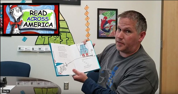 Dr. Seuss' Birthday & Read Across America