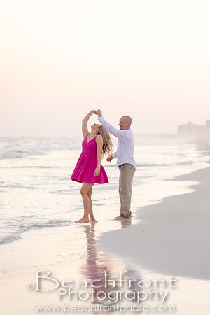Lindsey & Andy | Destin Engagement Photography