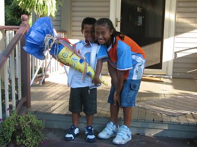 2005_08_23 Jordan's first day of school