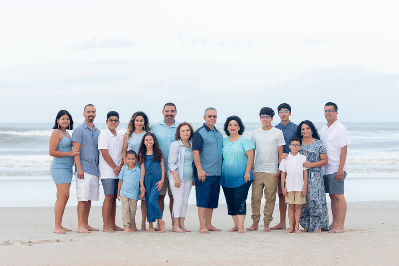 The Vallejos Family