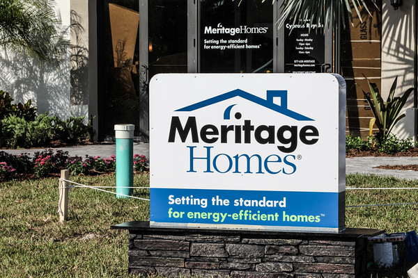 Meritage Homes South Florida Corporate Images