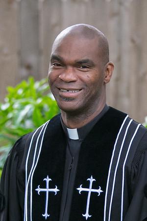Pastor Moore Headshots