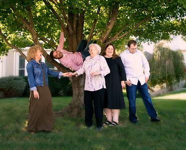 LaRose Family