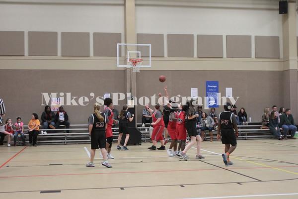 Upward Basketball Week 6 1:30 Game