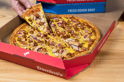 21/10/19 - Domino's launches New York Hot Dog pizza