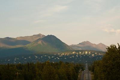 Around Anchorage