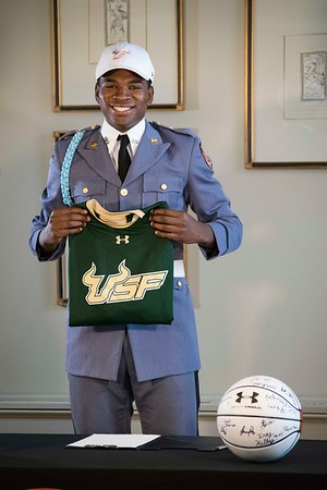 Justin Brown - University of South Florida Signing 041317