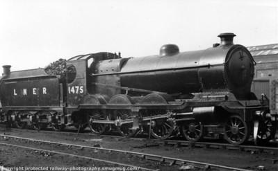 Robinson Class B9 (GCR Class 8G) 4-6-0s