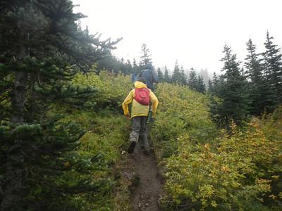 Silver Ridge Climb- Sep 21