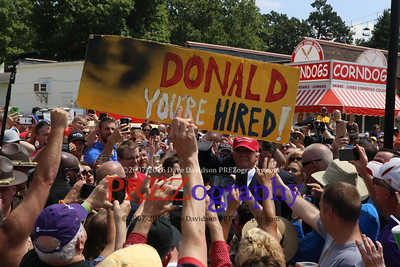 Donald Trump Iowa State Fair 8-15-15